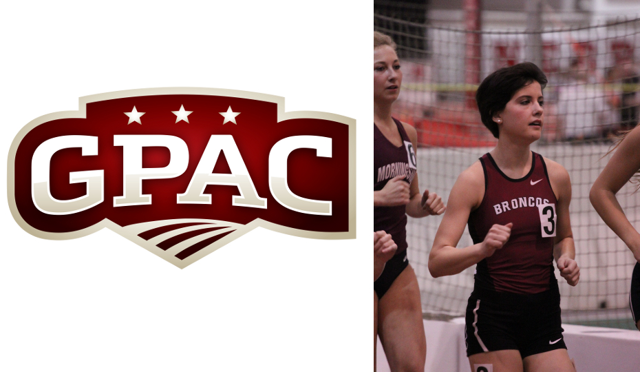 Photo for Bethea Earns GPAC Track Athlete of the Week Honors
