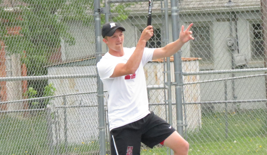 Photo for Men's Tennis Advances to GPAC Final