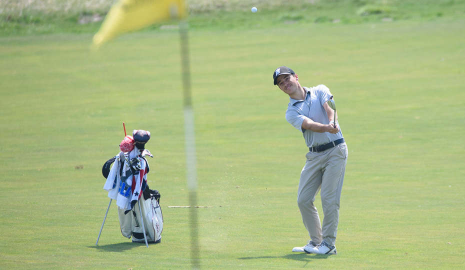 Photo for Undabeitia Ties School Record; Men's Golf Finishes 5th at Doane Invite