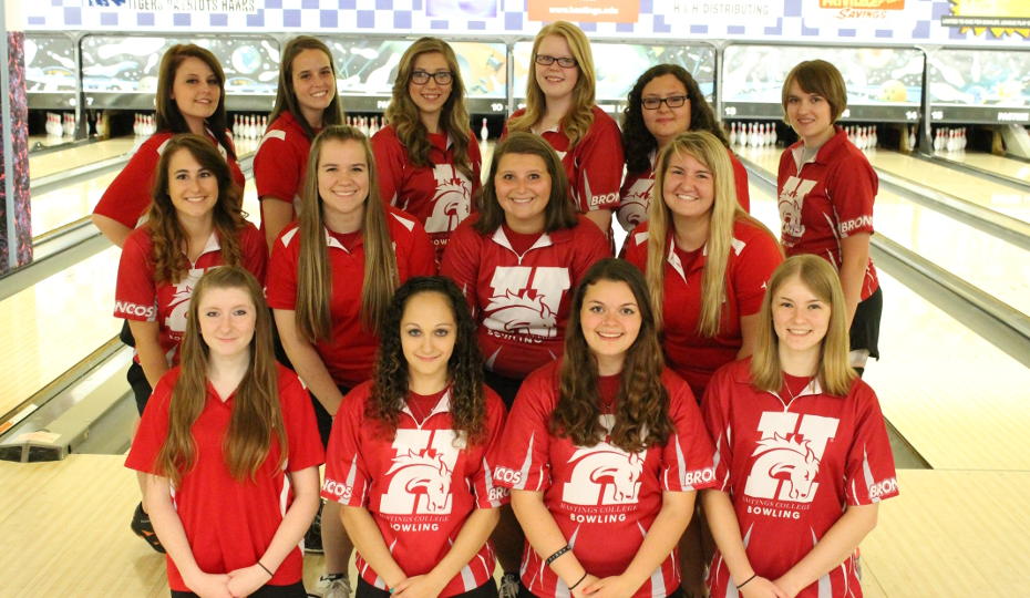 Photo for Women's Bowling Finishes 14th at NAIA Nationals