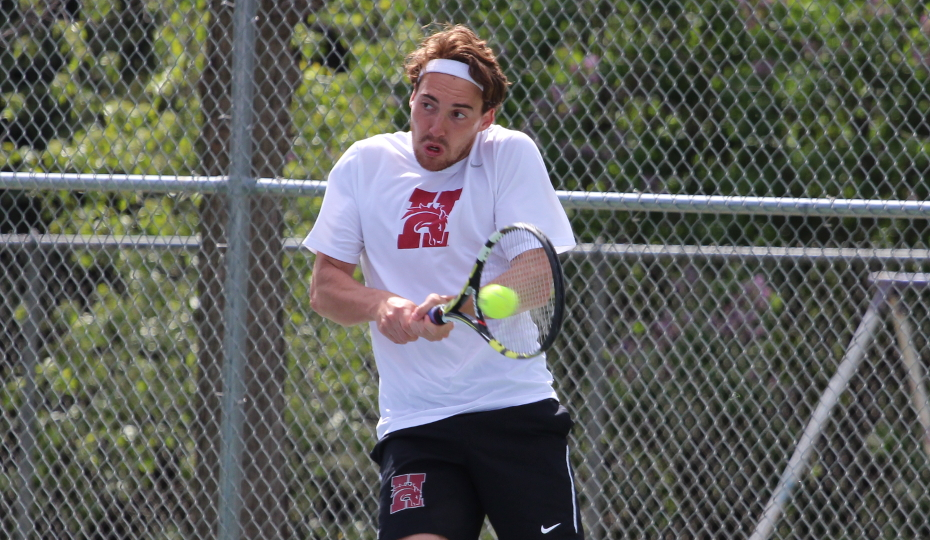 Photo for Fischer Highlights Men's Tennis at Nationals