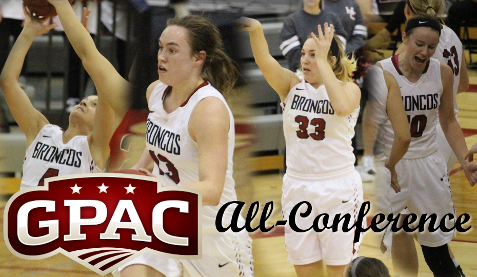 Photo for Farmer, Hild, Jelden and Willicott Earn All-Conference Honors