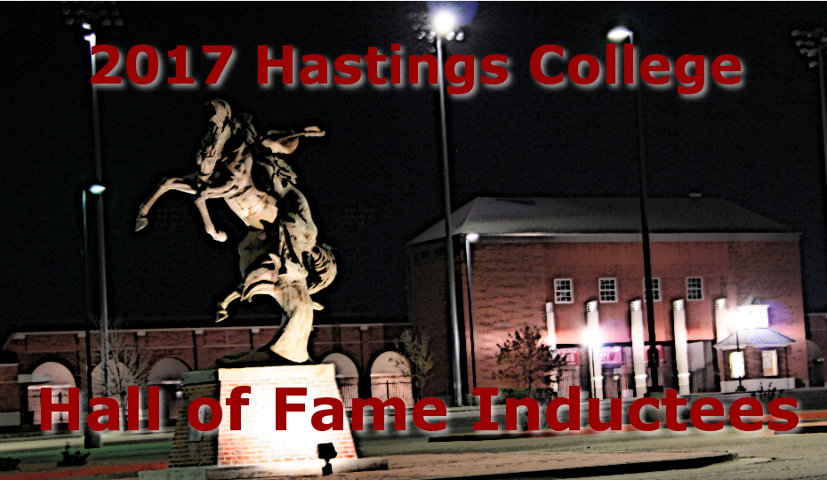 Photo for Eleven inductees to join Hastings College Athletic Hall of Fame in 2017