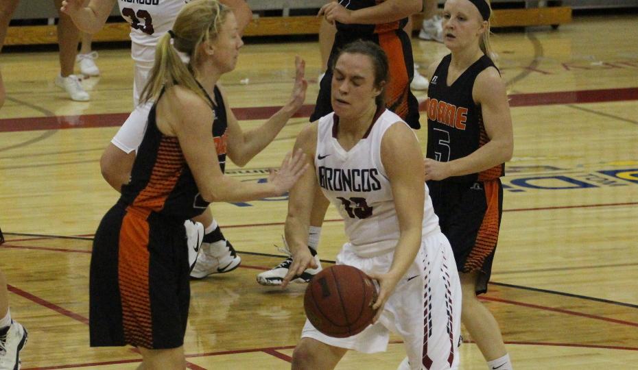 Photo for Women's Basketball Knocks Off GPAC Foe Northwestern