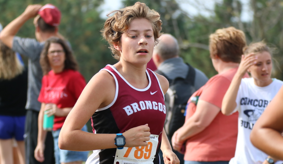 Photo for Women's XC Places 2nd; Defeats No. 15 Dordt