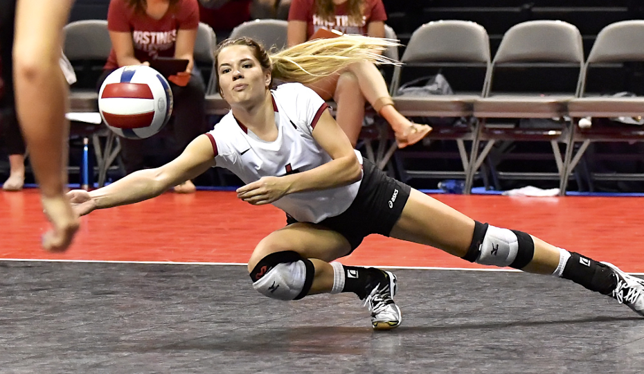 Photo for Volleyball Opens National Title Defense in Denver