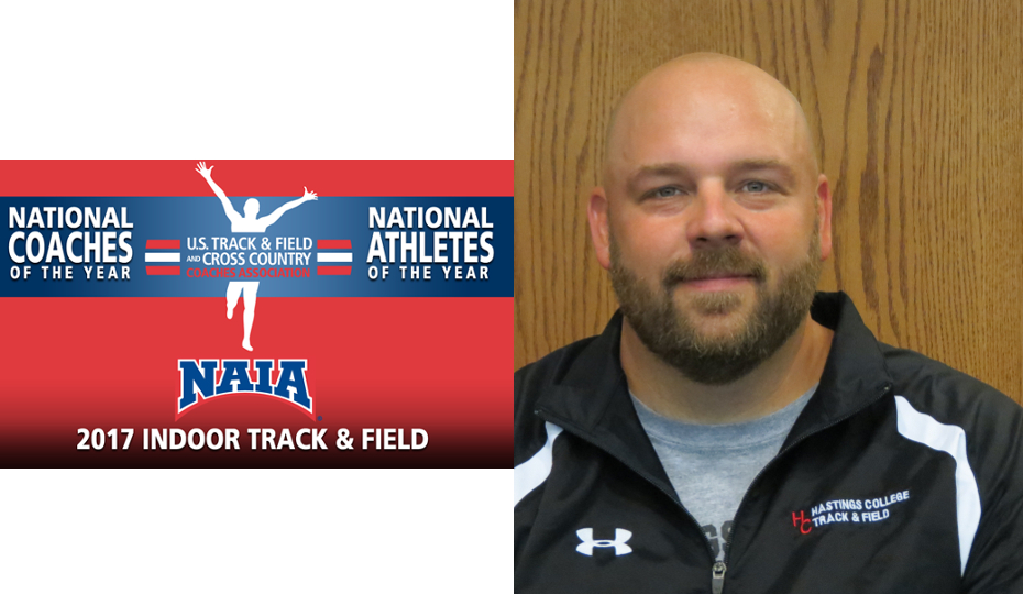 Photo for Osgood Named National Women's T & F Assistant Coach of the Year