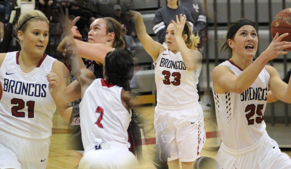 Photo for Four Broncos Earn NAIA Scholar-Athlete Honors