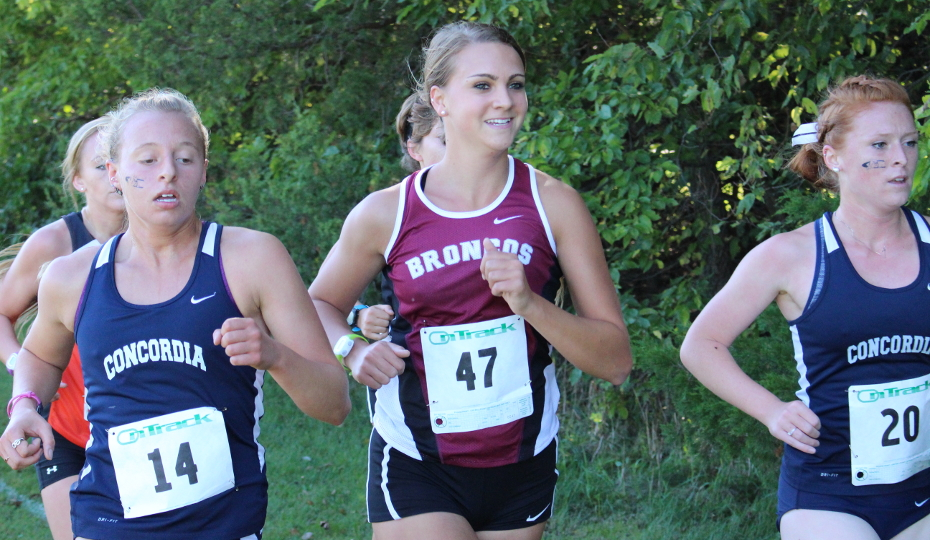 Photo for Women's Cross Country 3rd; Lucas Keifer Places High at GPAC