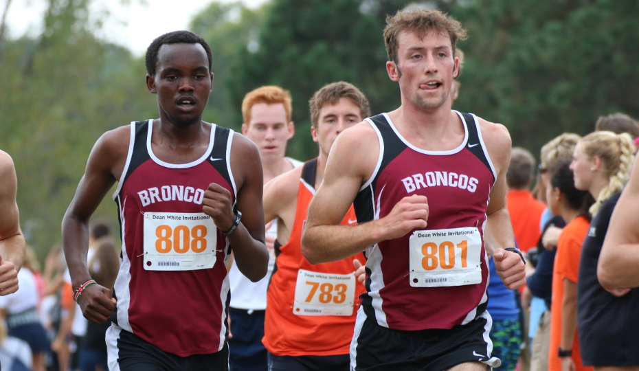 Photo for Men's XC Finishes 8th at Briar Cliff