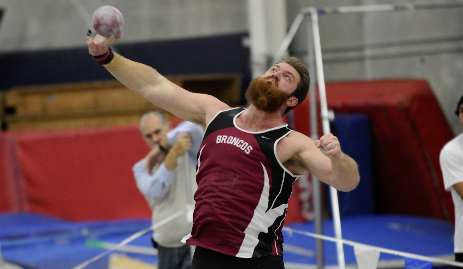 Photo for Throwers Hit National Marks at Scott Nisely Memorial Classic