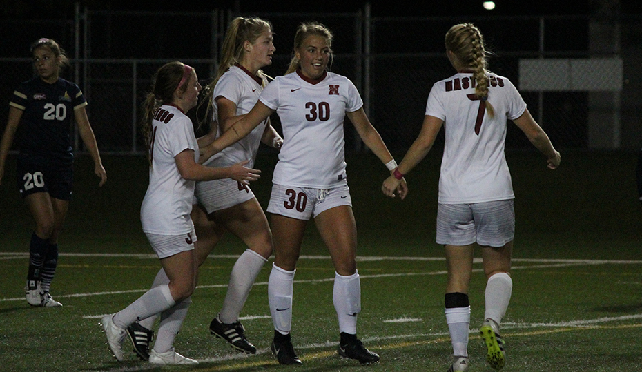 Photo for Women's Soccer Breezes Past CSM
