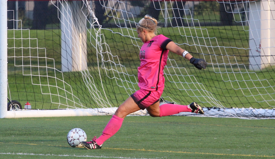 Photo for Women's Soccer Picks Up Draw With No. 18 Midland
