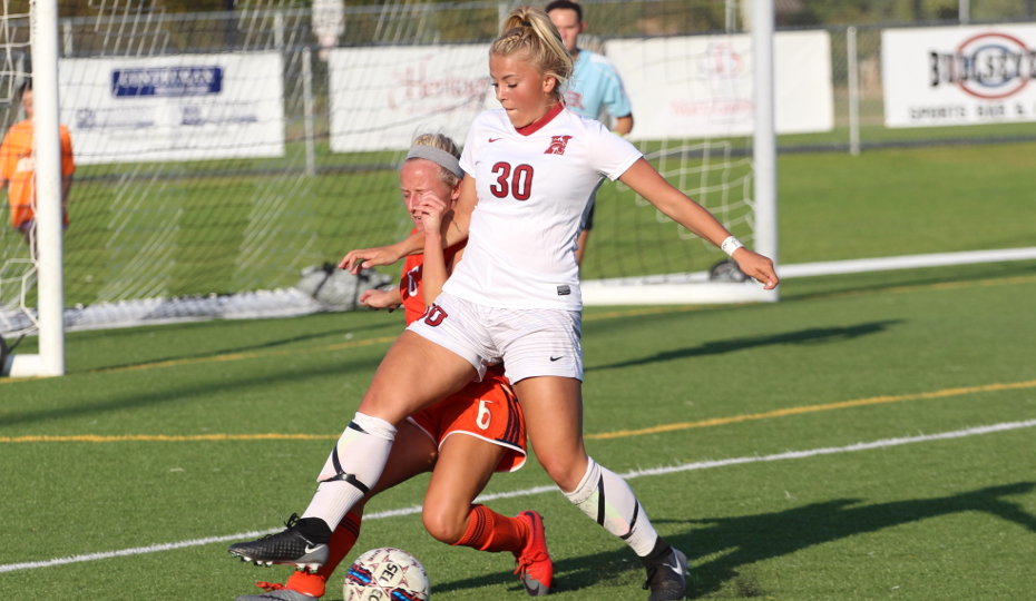 Photo for Women's Soccer Opens Conference Play With Win